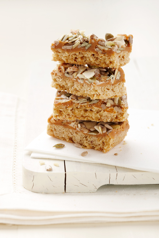 Crumb luxury seeded nut granola