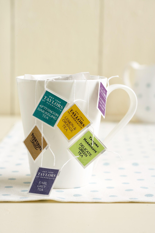 crumb tea selection
