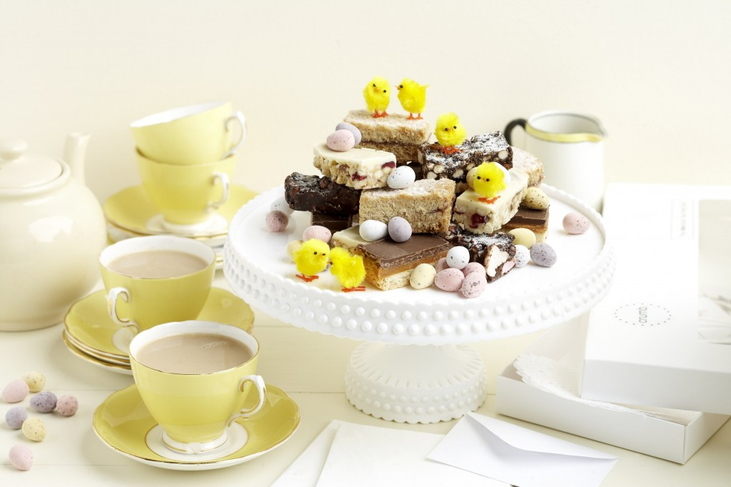 the easter afternoon tea party box by crumb