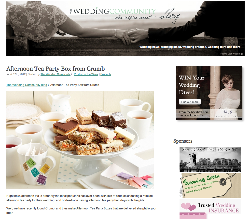 tea and cakes for weddings, parties and celebrations
