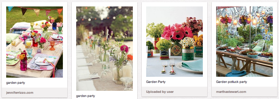 jubilee tea party ideas host a garden party