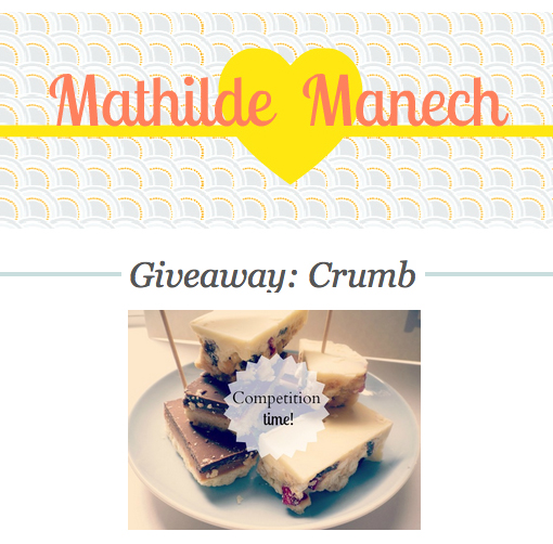 competition to win free cake and cocktails
