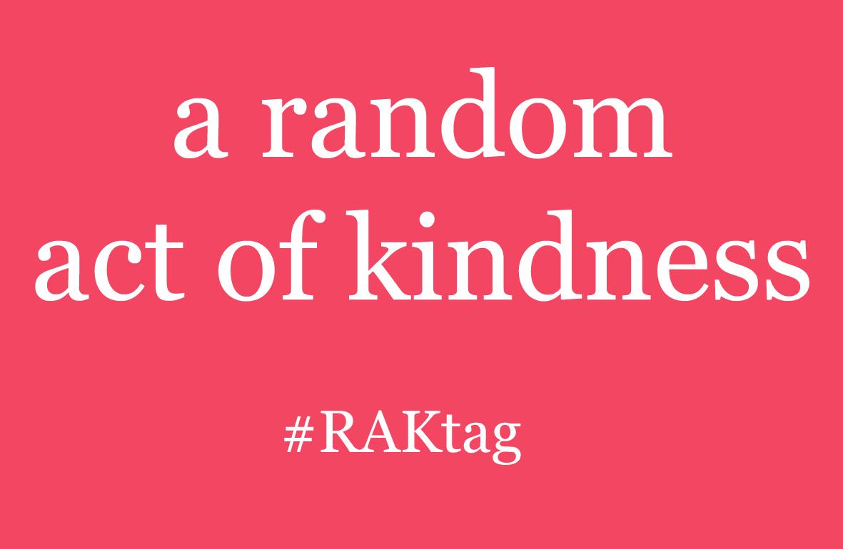 random act of kindness www.enjoycrumb.com